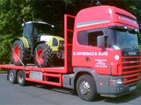 General Haulage, agricultural haulage
